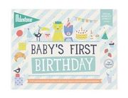 Milestone Baby's First Birthday