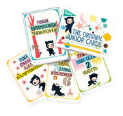 Milestone The Original Junior Cards Valokuvauskortit