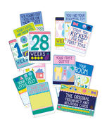 Milestone The Original Pregnancy And Newborn Cards Valokuvauskortit