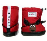 STONZ Booties Tossut Moose Red