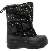 STONZ Trek Talvisaappaat Golden Stars Black/Gold