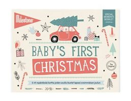 Milestone Baby's First Christmas