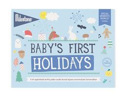Milestone Baby's First Holiday