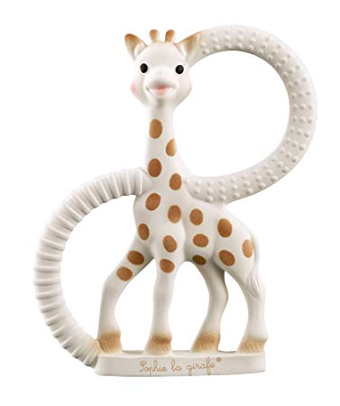 Sophie la Girafe Teether Soft Purulelu
